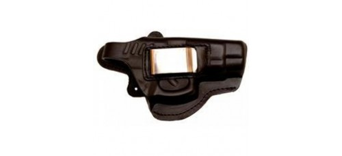 The holster is operative with a clip