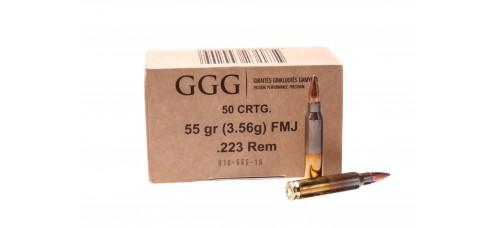 GGG FMJ cal.223Rem