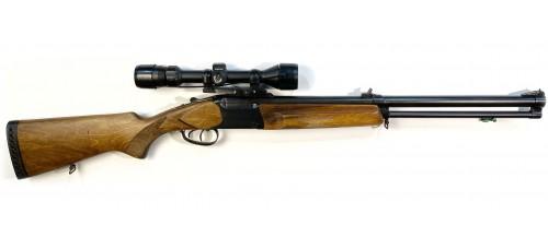 Combined rifle IZ-94 cal.12x308Win